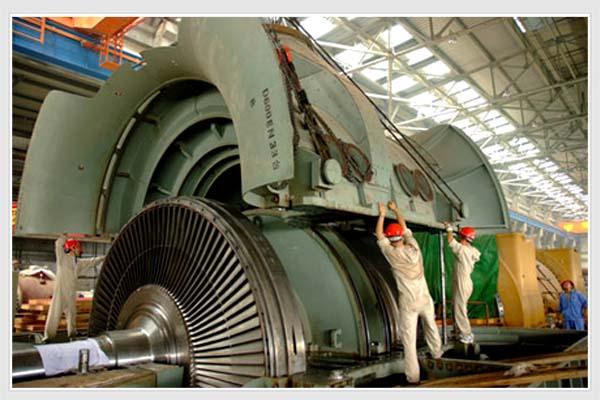 火电厂污水冷却塔改造实例