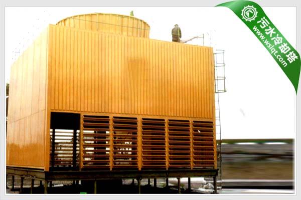 冷却塔的设置位置要远离建筑物的新风吸入口,可开启的通风窗,厨房排气
